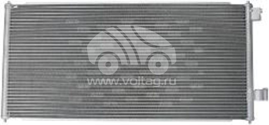 Радиатор кондиционера KRC0386
