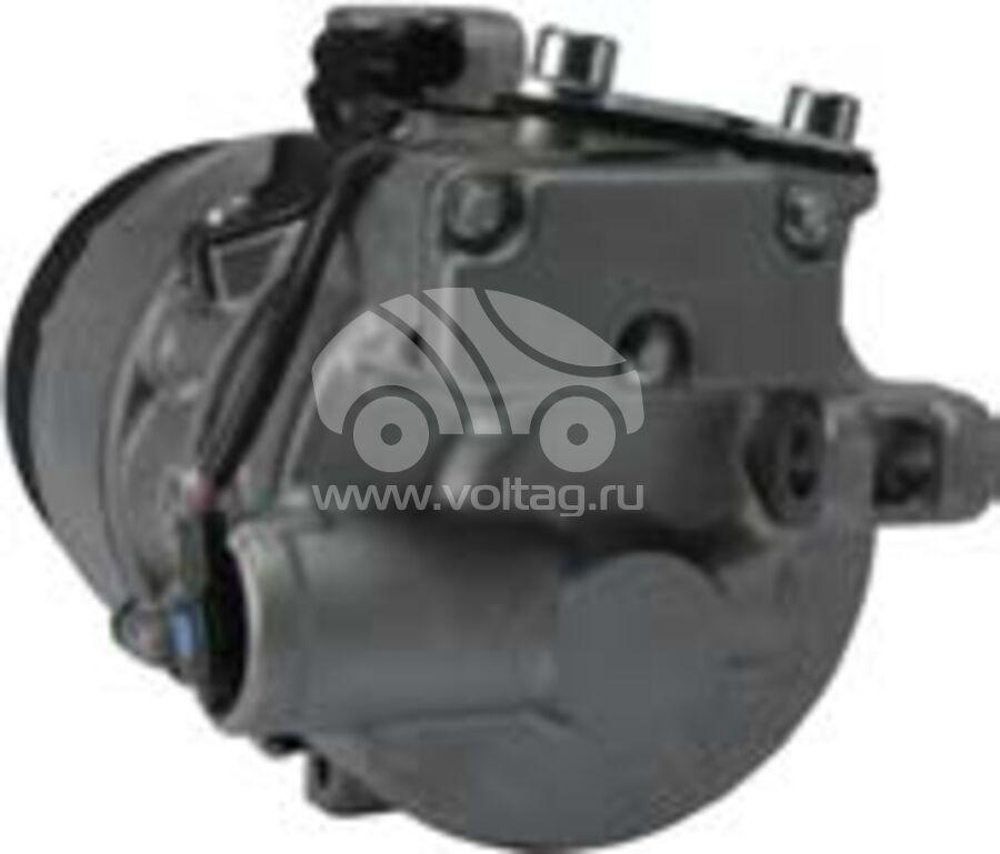 Компрессор кондиционера автомобиля KCN0166