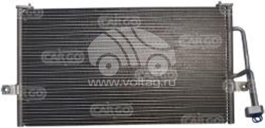 Радиатор кондиционера KRC0212