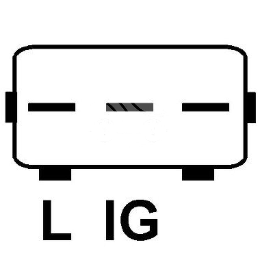 Генератор ALN1356