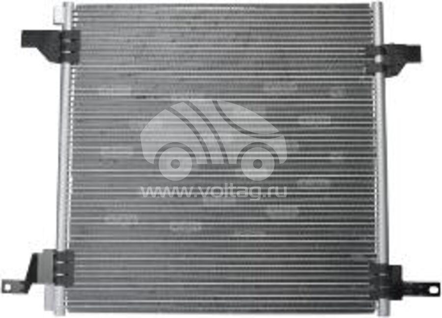 Радиатор кондиционера KRC0197