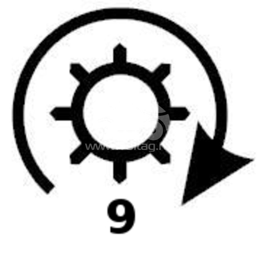 Бендикс стартераKRAUF SDN9333PN (SDN9333PN)