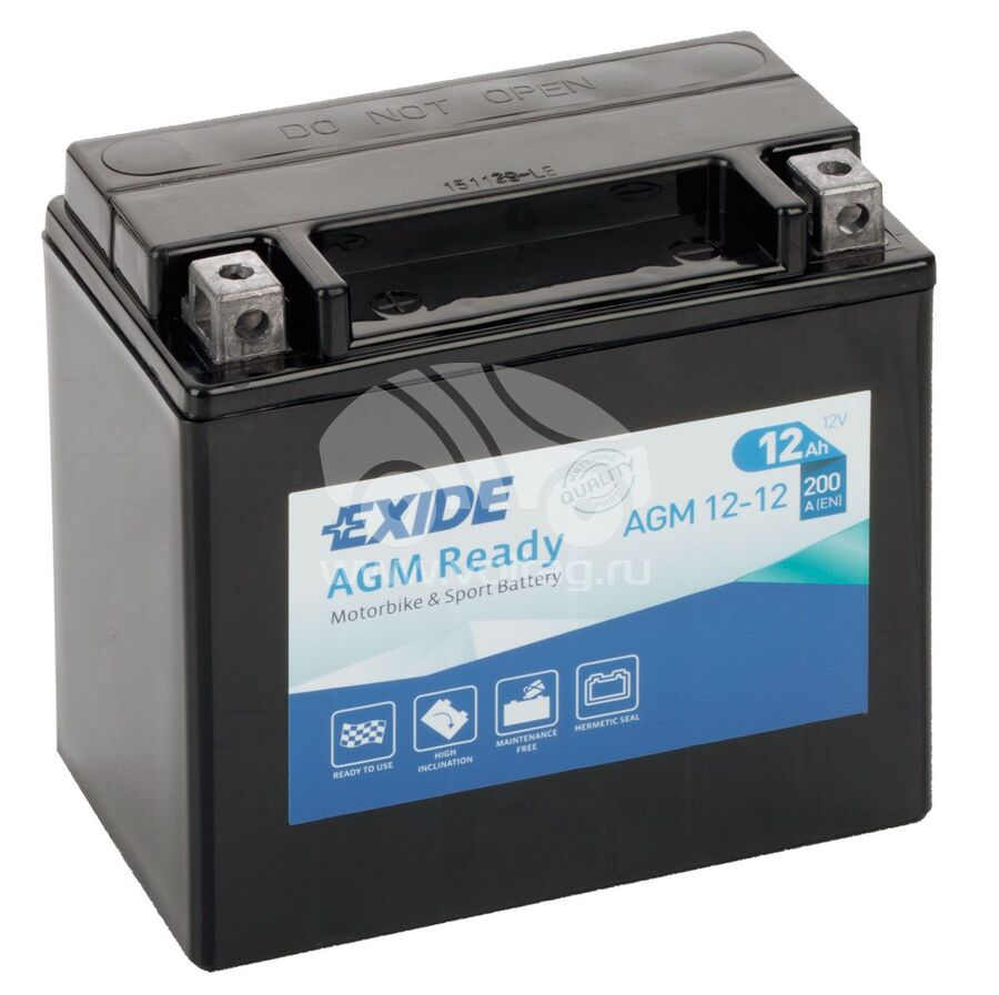 АккумуляторExide AGM1212 (ATM1212XE)
