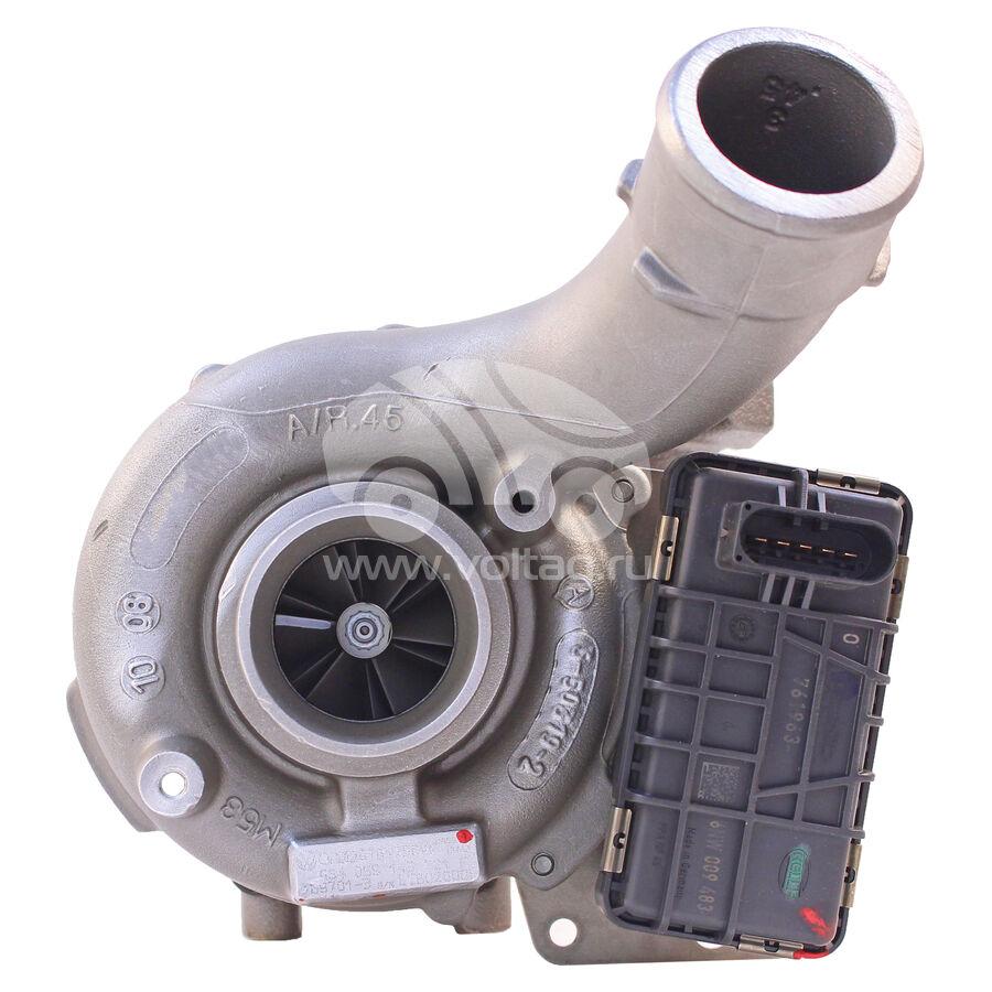 Турбокомпрессор MTG1093