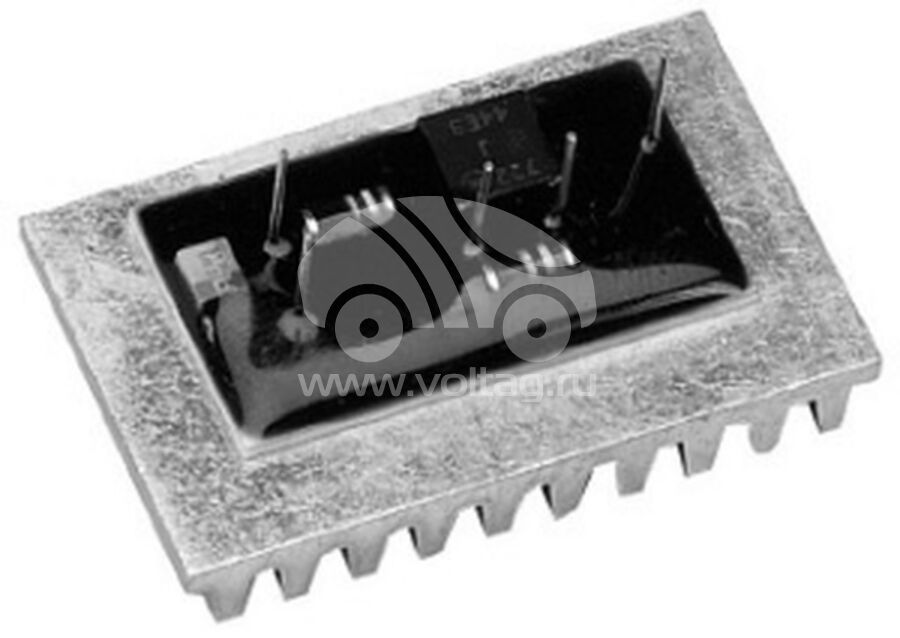 Чип реле-регулятора генератора AZH0248