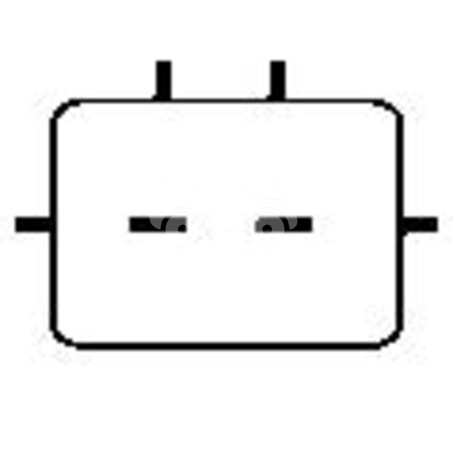 Компрессор кондиционера автомобиля KCS0193