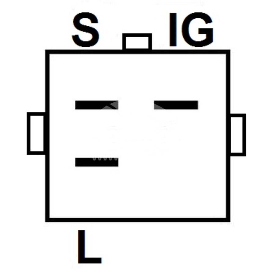 Регулятор генератора ARH5204