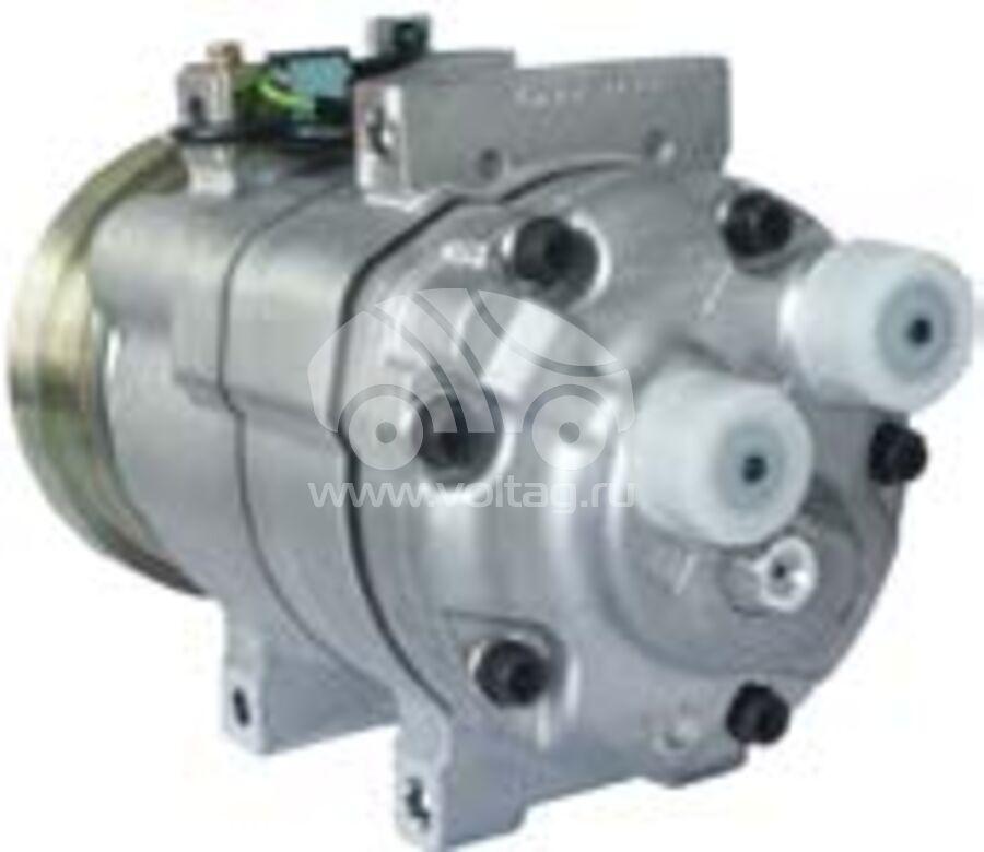 Компрессор кондиционера автомобиля KCX0123