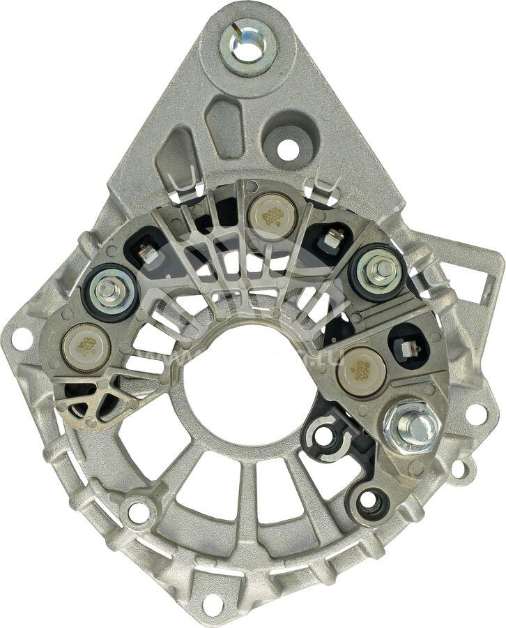 Крышка генератора задняя KRAUF ABA2350YX (on3730022650)