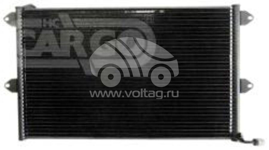 Радиатор кондиционера KRC0176