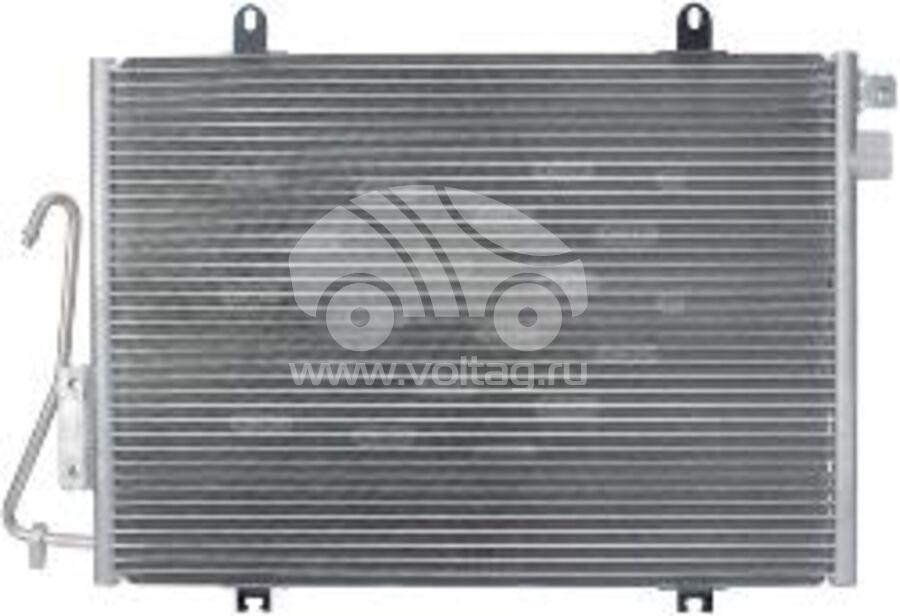 Радиатор кондиционера KRC0035