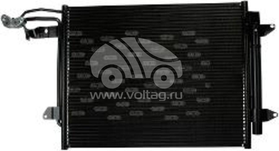 Радиатор кондиционера KRC0120