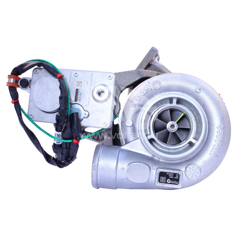 Турбокомпрессор MTS7991