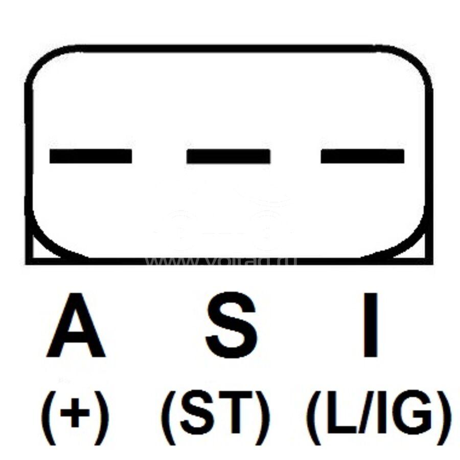 Регулятор генератора ARF2794