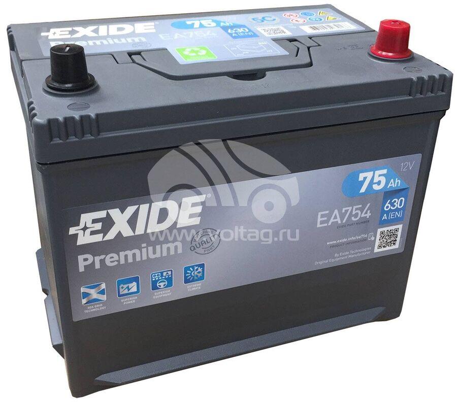 Аккумулятор  ATE0075