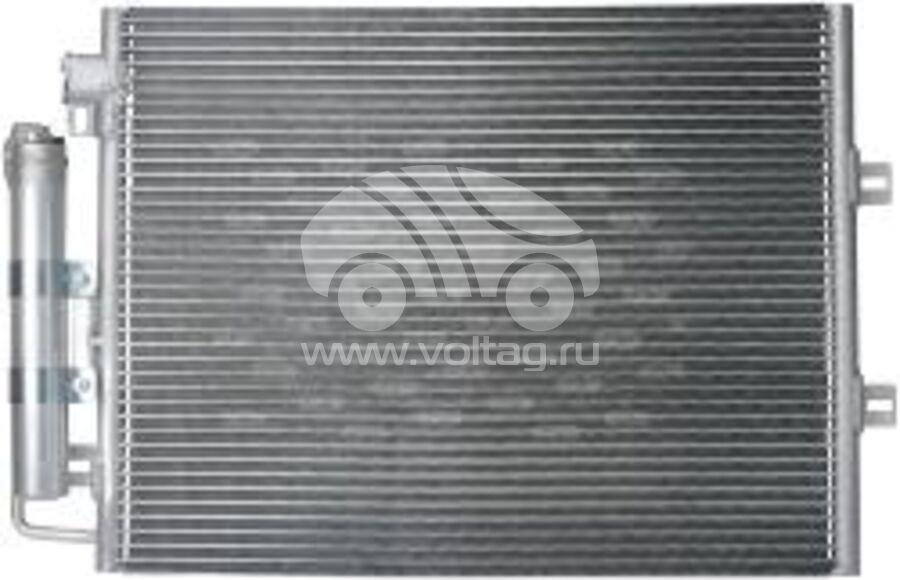 Радиатор кондиционера KRC0182