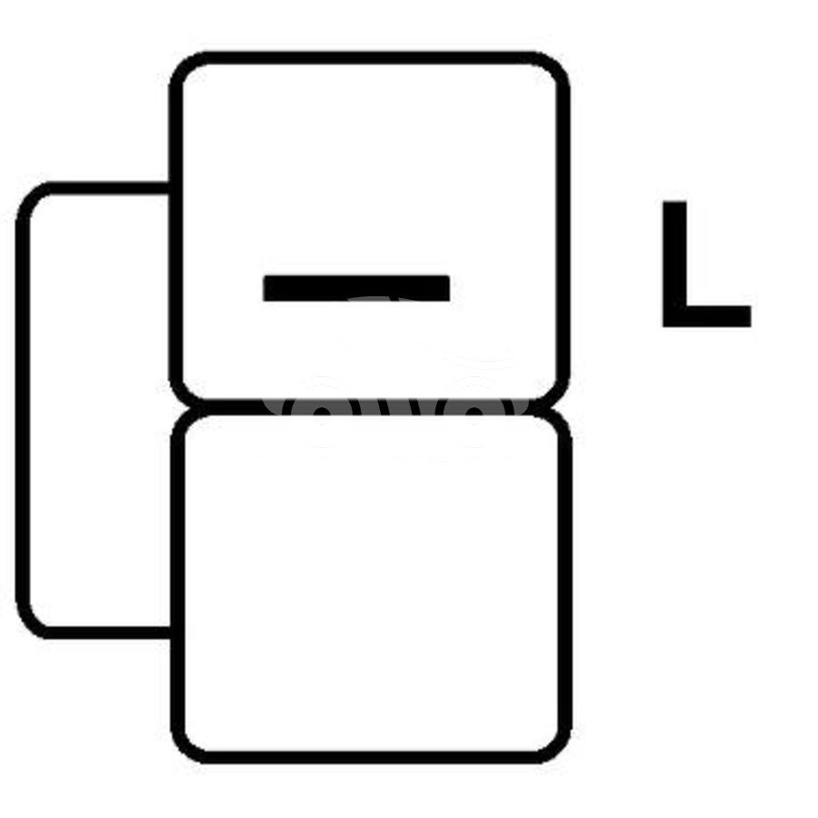 Генератор KRAUF ALV1789DD (TG9S018)