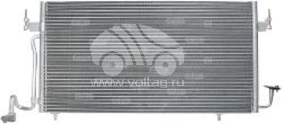 Радиатор кондиционера KRC0378