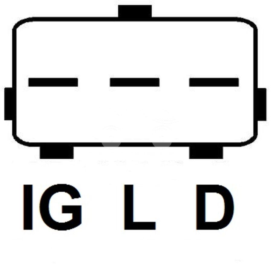 Регулятор генератора ARV1663