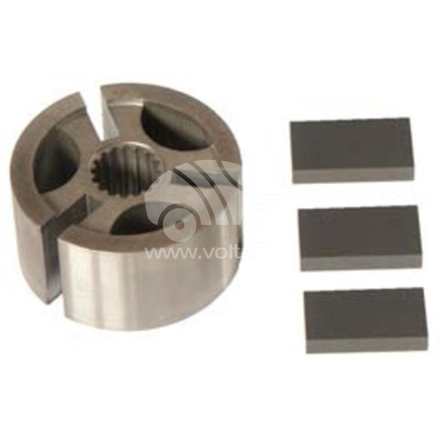 Ротор вакуумной помпы AZN4395