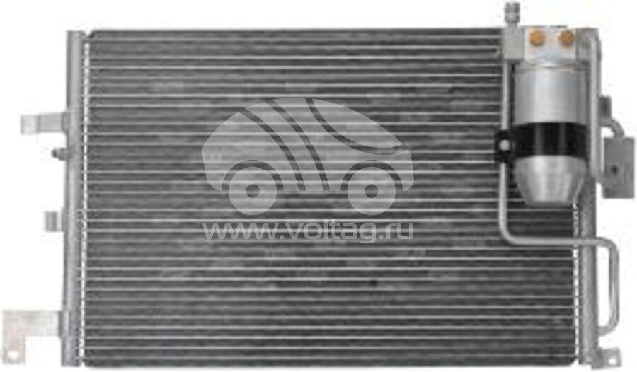 Радиатор кондиционера KRC0472