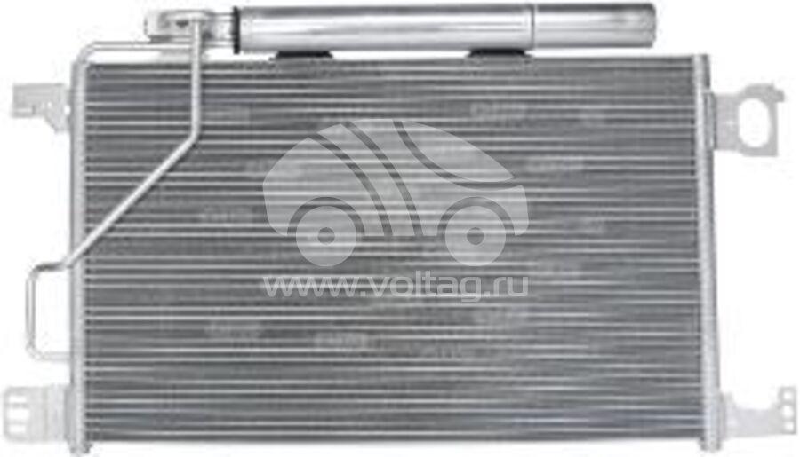 Радиатор кондиционера KRC0204