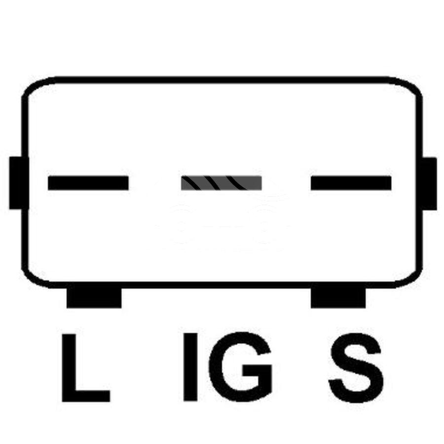 Генератор ALN1367