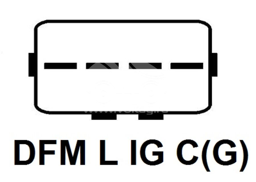 Регулятор генератора ARM7110