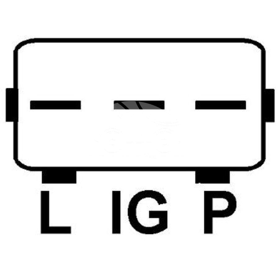 Генератор ALN4188
