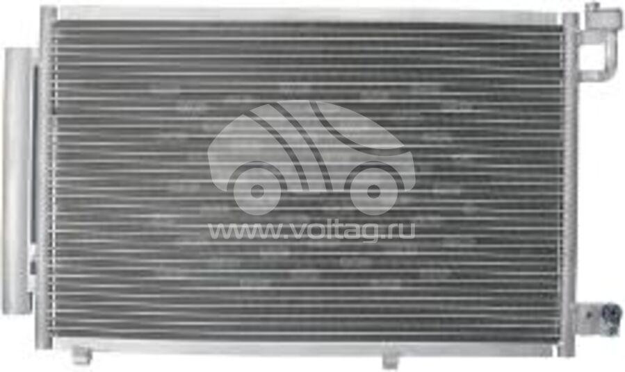 Радиатор кондиционера KRC0153