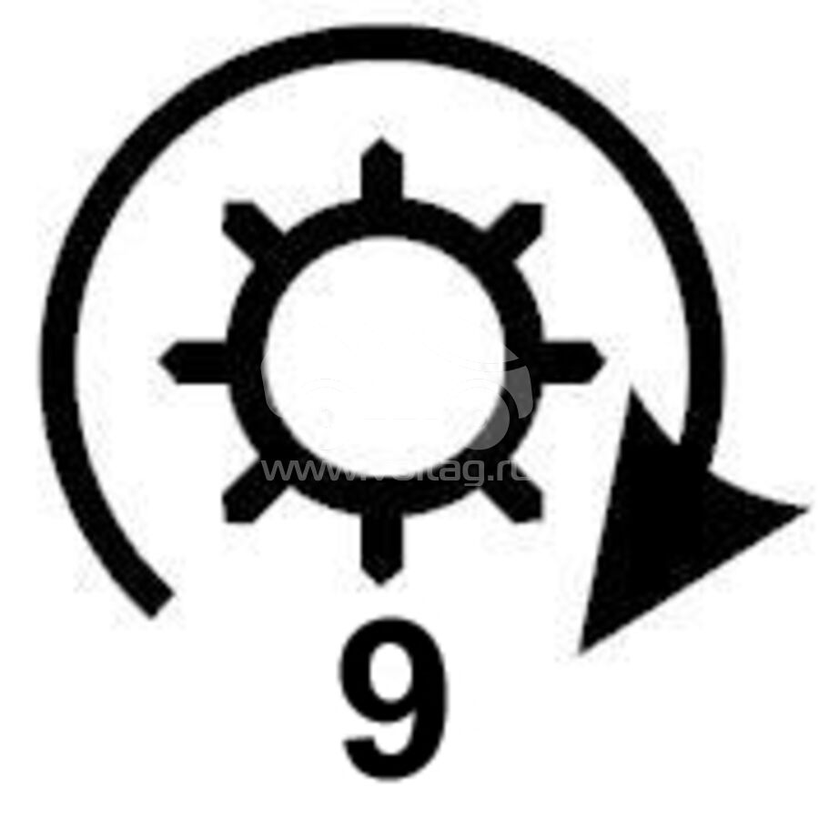 Бендикс стартераKRAUF SDN3790HS (SDN3790HS)