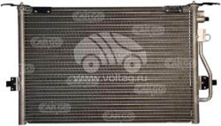 Радиатор кондиционера KRC0135