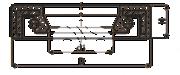 Сальник рулевой рейки HAZ0011