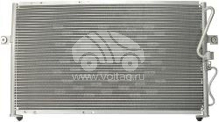 Радиатор кондиционера KRC0134