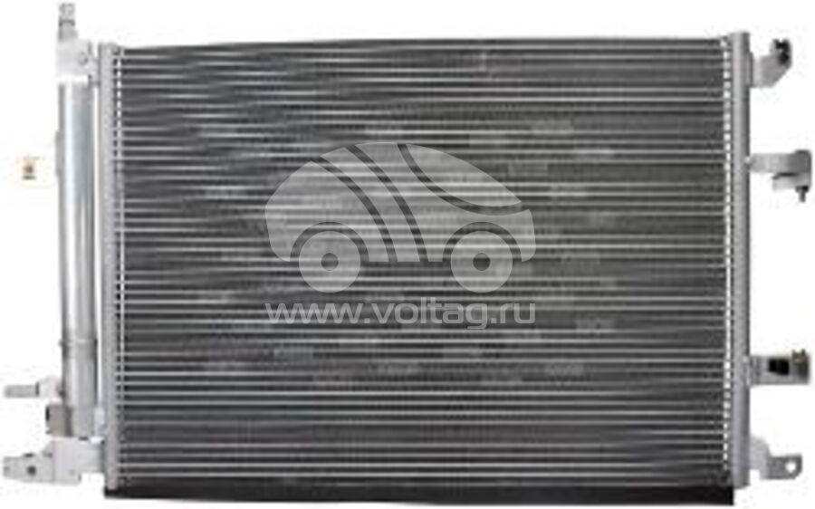 Радиатор кондиционера KRC0159