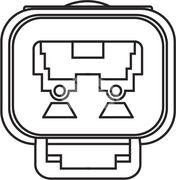 Компрессор кондиционера автомобиля KCZ1396