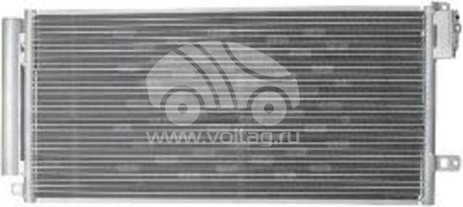 Радиатор кондиционера KRC0344