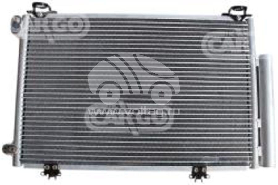 Радиатор кондиционера KRC0144