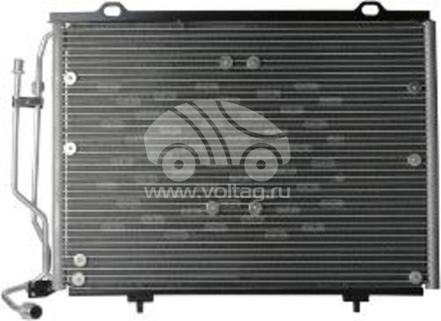 Радиатор кондиционера KRC0419