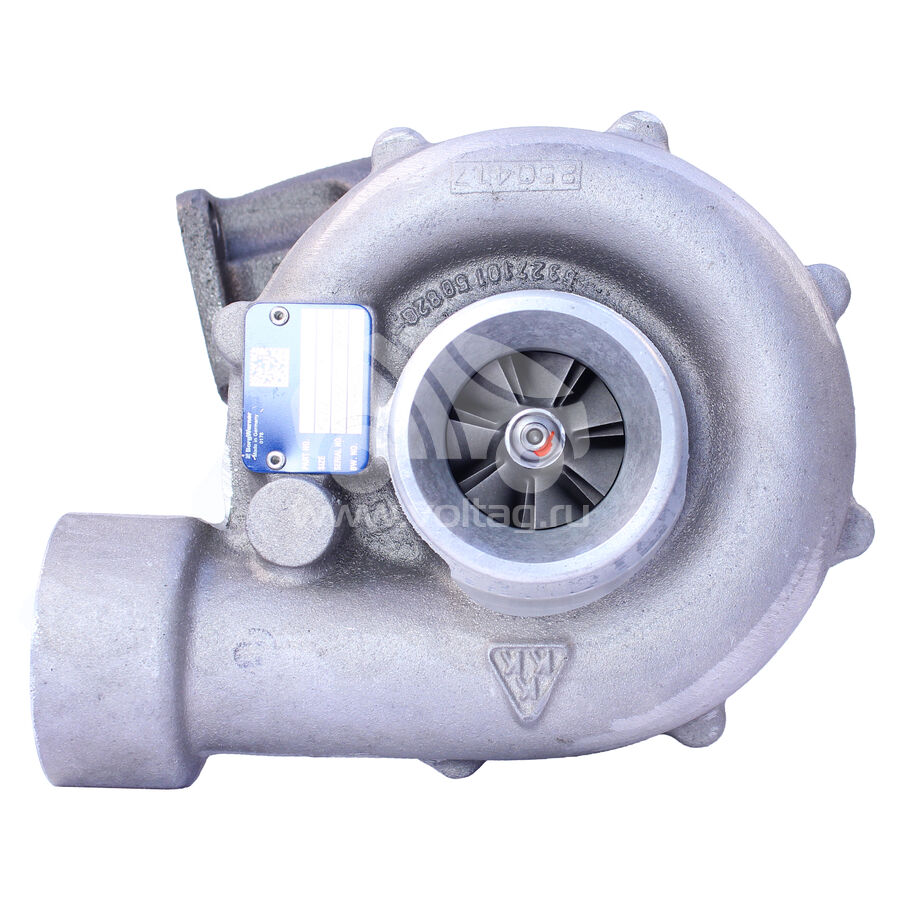 Турбокомпрессор MTK1780