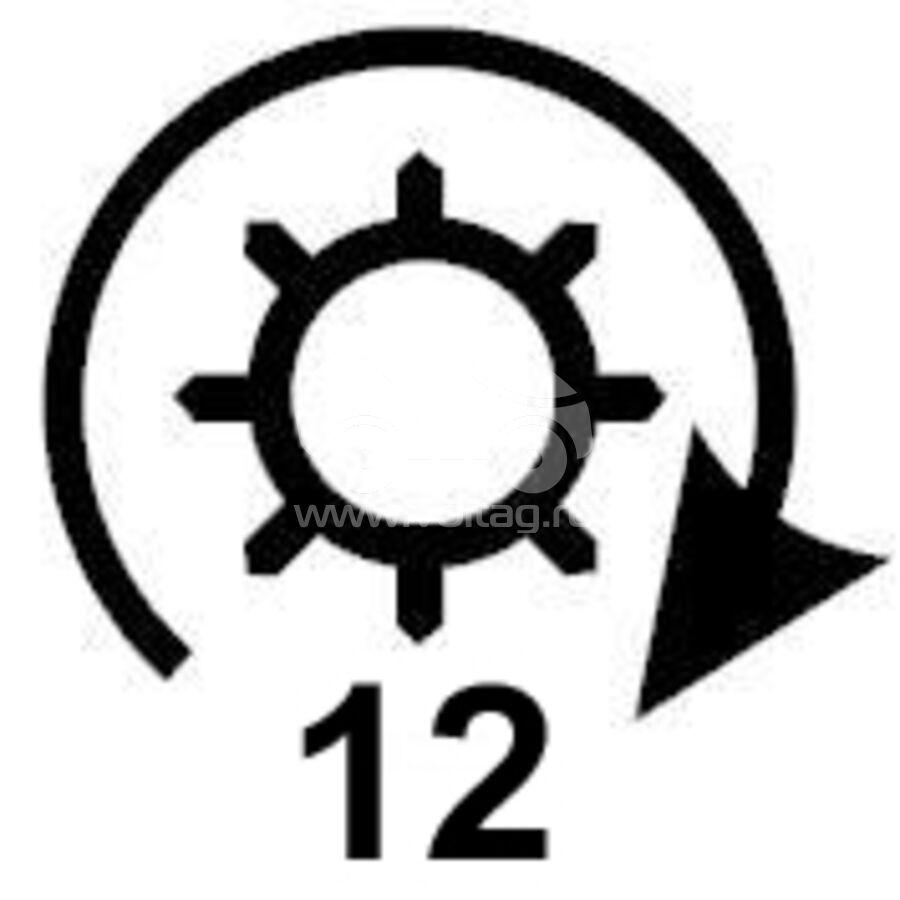 Бендикс стартераKRAUF SDV1421YJ (onD7R71)