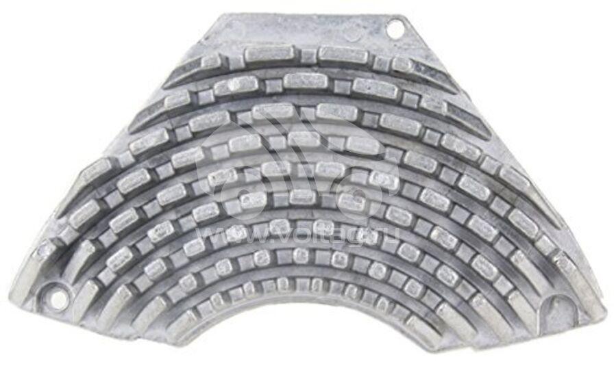 Резистор печки BMR0040