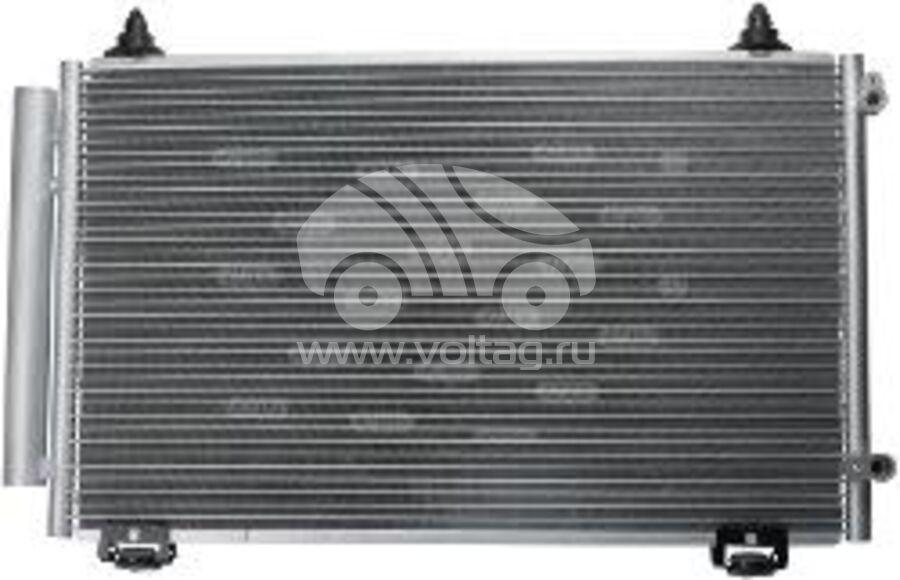 Радиатор кондиционера KRC0140