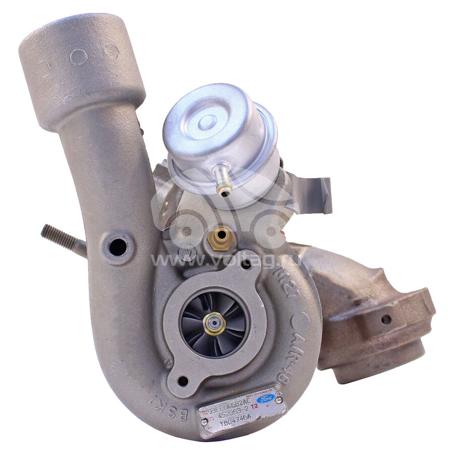 Турбокомпрессор MTG5487