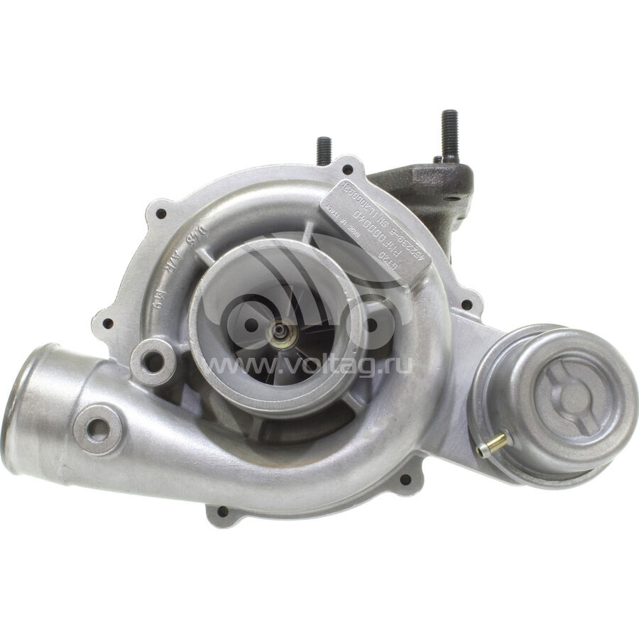 Турбокомпрессор MTG0765