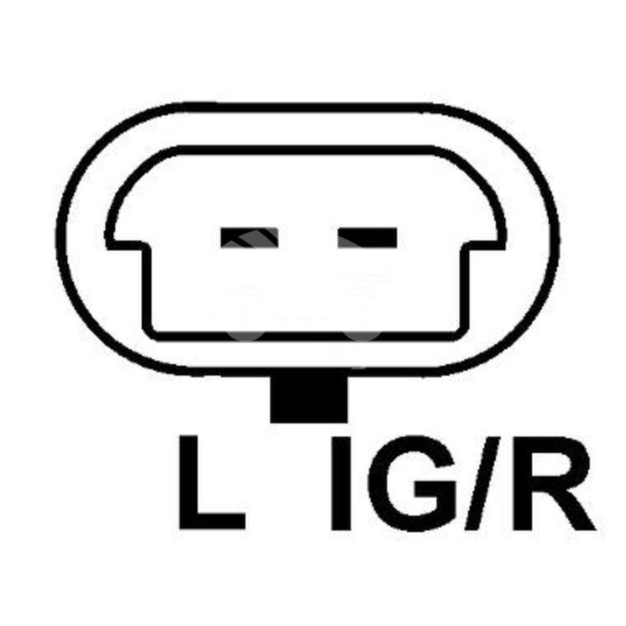 Регулятор генератора ARQ8303