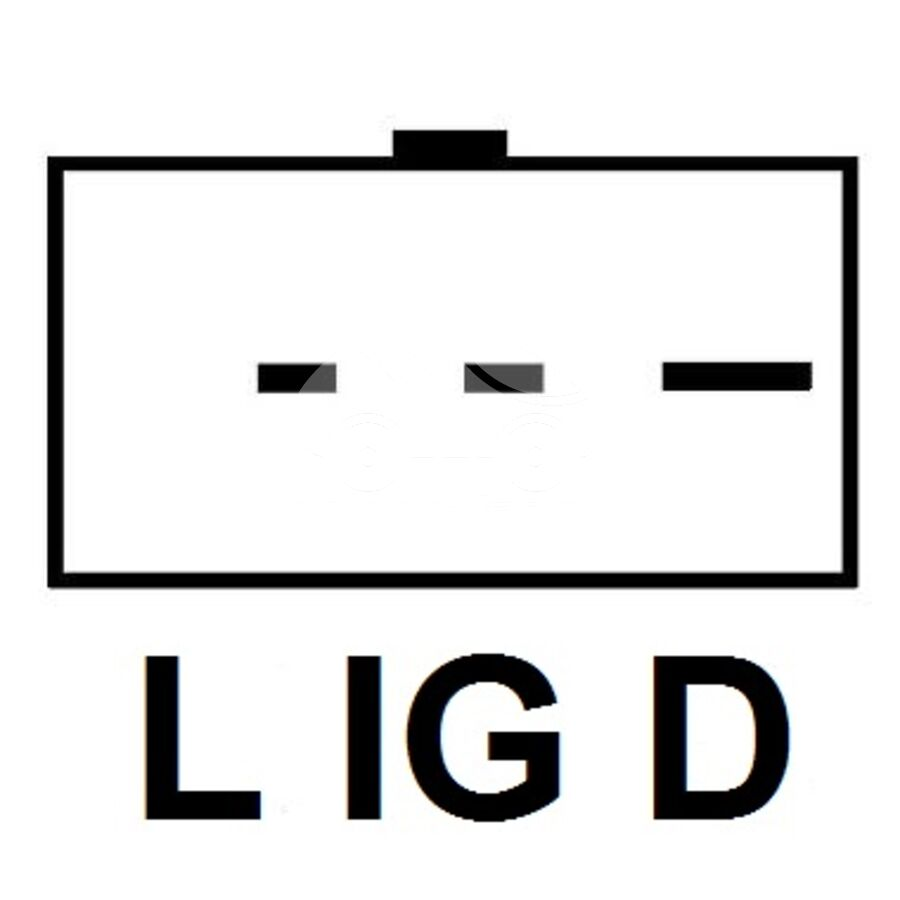 Регулятор генератора ARD2404