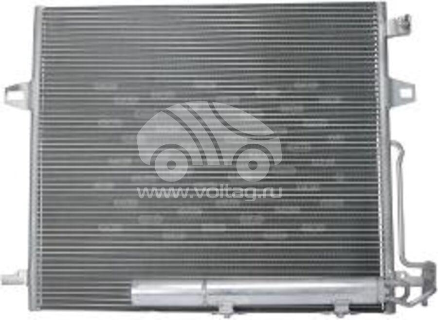 Радиатор кондиционера KRC0207