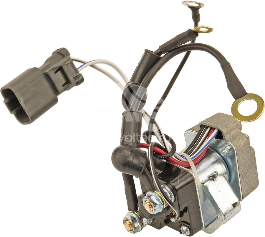 Втягивающее реле стартера SSK4253