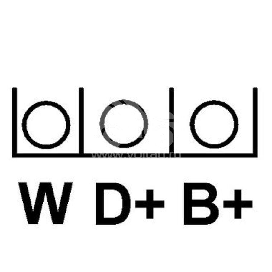 Генератор ALB1032